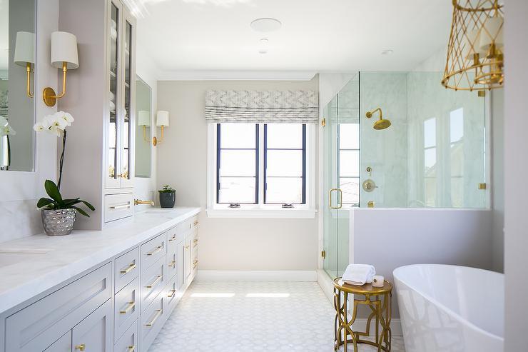 gray-and-gold-master-bath