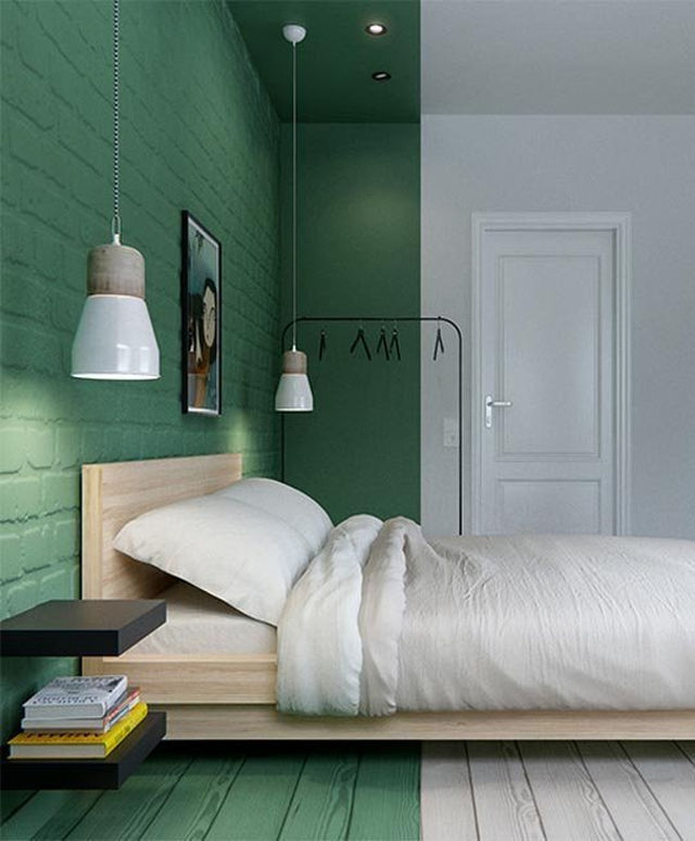 green-interior-paint-encourage-7-ways-to-create-color-design-with-regard-1