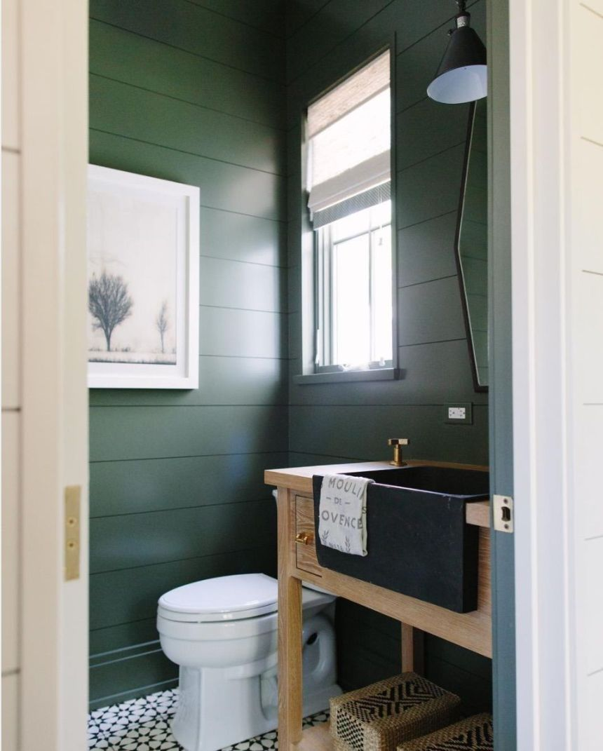 stunning-trend-for-dark-green-studio-mcgee-primary-colors-and-wall-picture-gray-bathroom-styles-popular_NSYD_17364